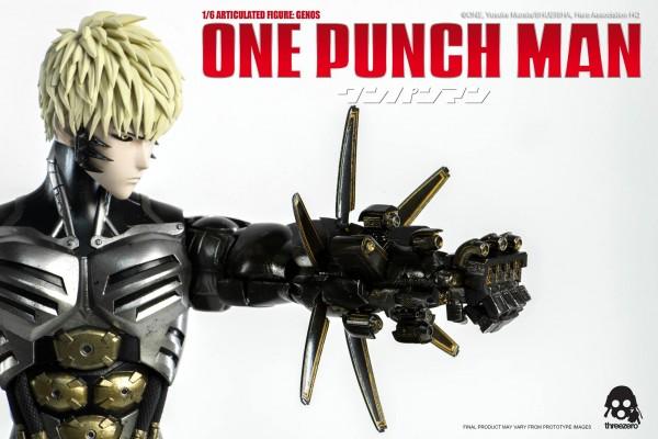 Genos - One Punch Man par Threezero