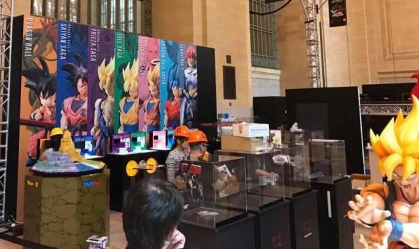 Les SHFiguarts Dragon Ball Tamashii Nations World Tour