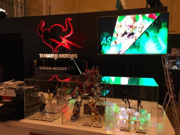 Tamashii Nations World Tour 2017 New York
