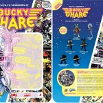 Bucky O'Hare, Boss Fight dévoile le packaging