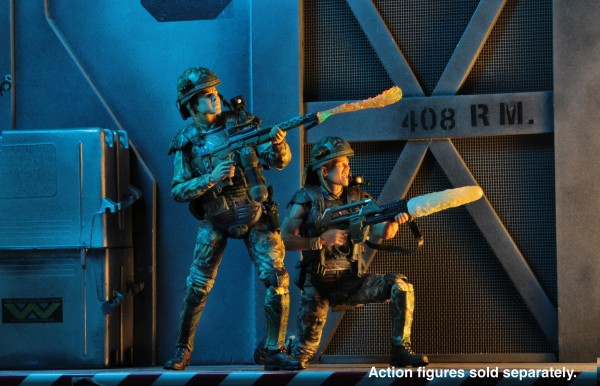 Alien : USCM Arsenal Accessory Set NECA