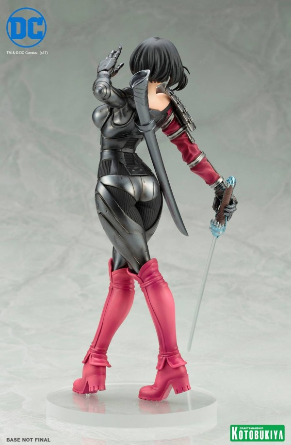 DC Comics Katana Bishoujo statue