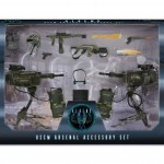 Alien : USCM Arsenal Accessory Set