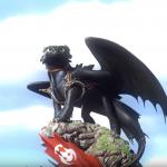 Krokmou (Dragon) par SideShow
