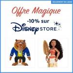 Bon Plan -10% sur Disneystore avec notre code promo.