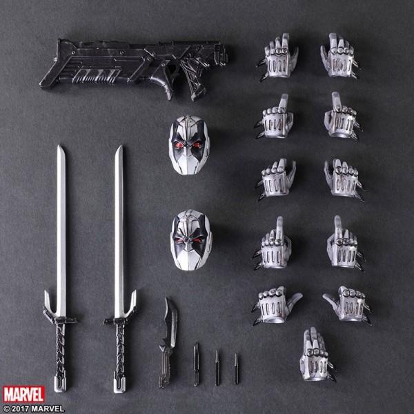 Deadpool Variant X-Force Play Arts Kai