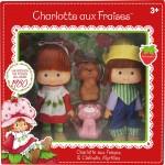 Dispo en France : Charlotte aux Fraises
