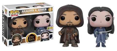 SDCC 2017 Exclu Wave 7: Warner Bros. - Harry Potter, The 100, Supernatural & Lord of the Rings!
