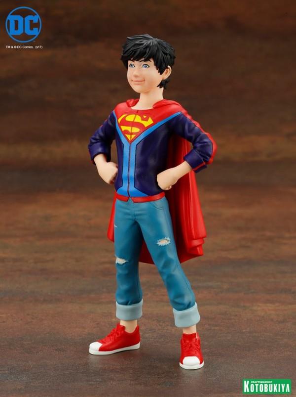 DC Comics Super Sons Jonathan Kent & Krypto Two Pack ARTFX+.
