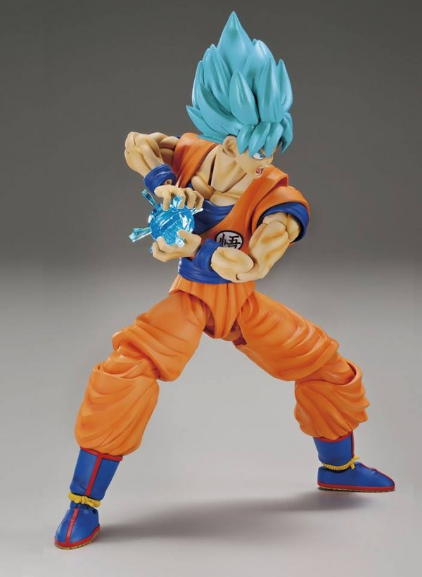 Figure-rise Standard Dragon Ball Super: Super Saiyan Blue Son Goku