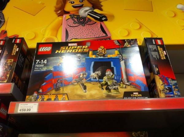 LEGO Wonder Woman / Thor