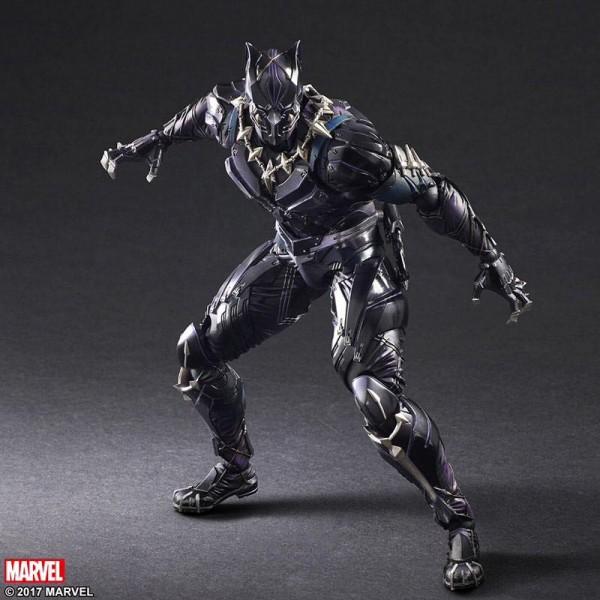Play Arts Kai -  Black Panther Variant