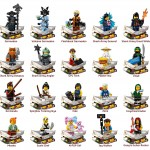 The LEGO Ninjago Movie - des sets et des mini-figurines