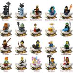 The LEGO Ninjago Movie – des sets et des mini-figurines