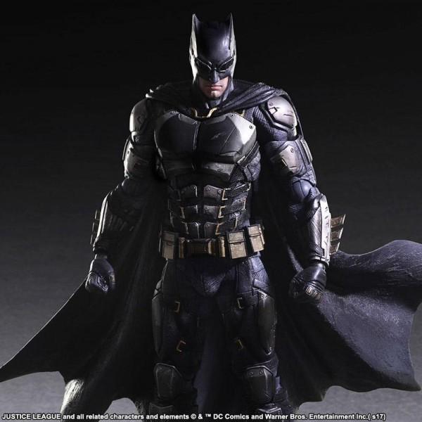 Play Arts Kai Batman Tactical Suit ver.  Justice Leagues