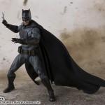 S.H.Figuarts - Batman - Justice League - les infos et images