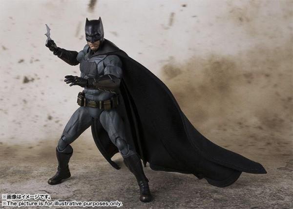 S.H. Figuarts - Batman - Justice League