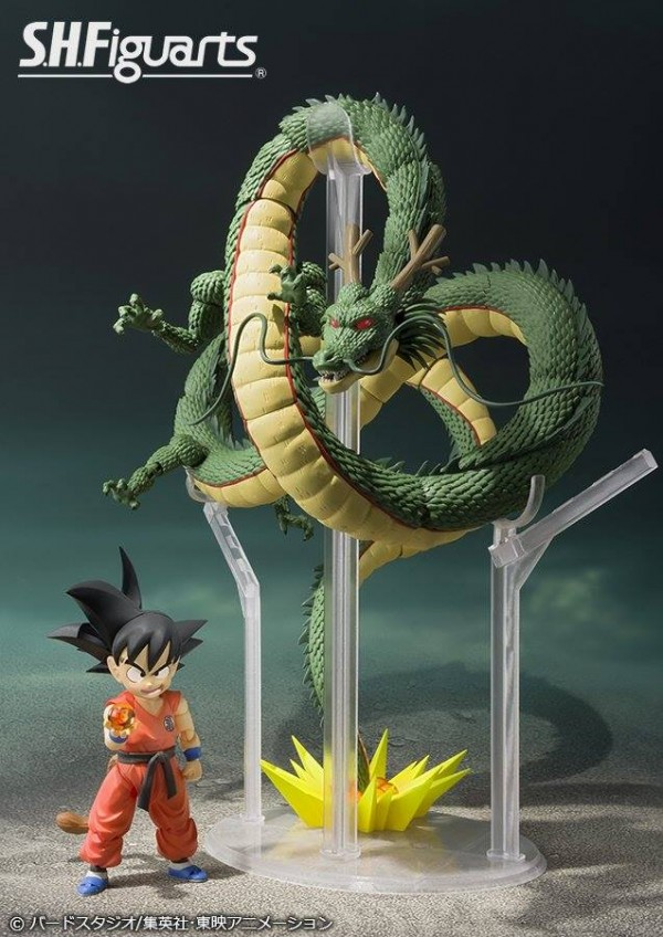 SHFiguarts Son Goku Kid