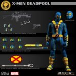 Mezco : figurine exclu X-Men Deadpool