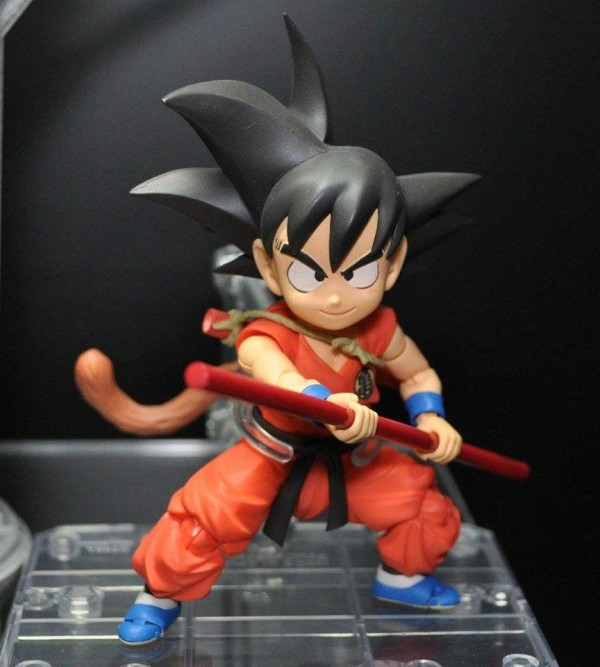 S.H.Figuarts Kid Goku (Dragon Ball)