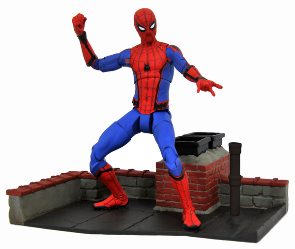 Spider-Man Home-Coming Marvel Select