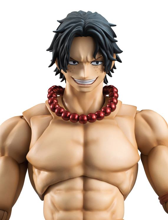 Ace Variable Action Heroes DX - One Piece