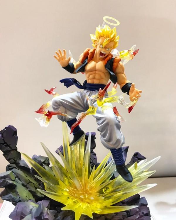 World's First Public Exhibition at Japan Expo 2017 : Nouvelles Figuarts Zero de Dragon Ball Z et Naruto