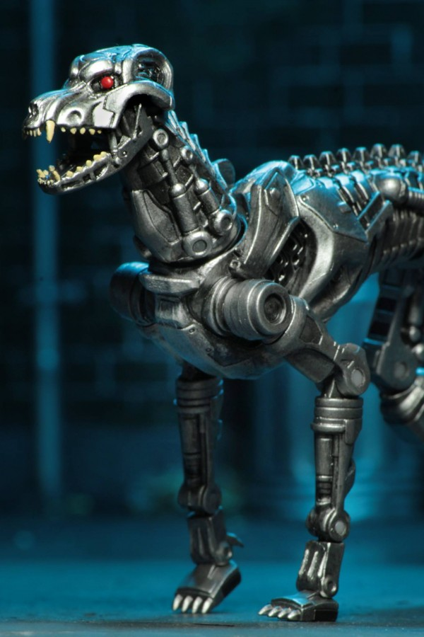 Robocop Vs Terminator - Endocop/Terminator Dog 2-pk (Dark Horse Comics) NECA