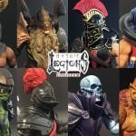 Mythic Legions : Coliseum, encore du nouveau !