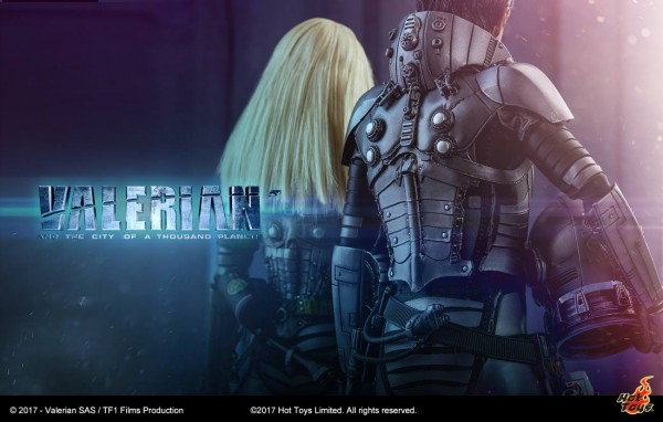 hot toys valerian