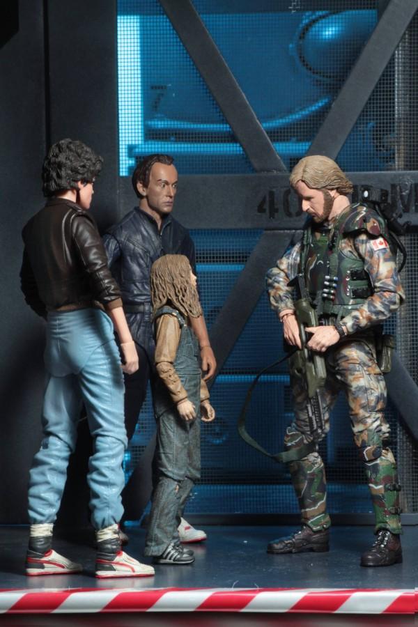 Neca Colonel James Cameron - Aliens