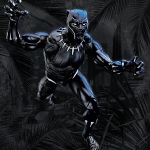 Black Panther – Marvel Movie Hasbro