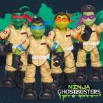 SDCC 2017 Teenage Mutant Ninja Turtles – Playmates