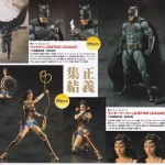 S.H.Figuarts Wonder Woman (Justice League) – nouvelles images