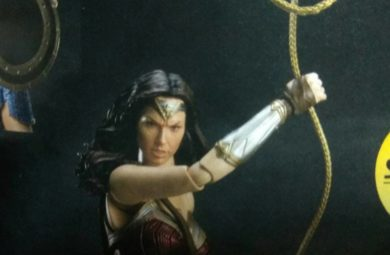S.H.Figuarts Wonder Woman (Justice League)