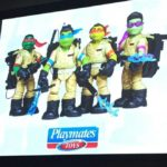 SDCC 2017 Teenage Mutant Ninja Turtles – Playmates