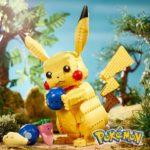 Les Pokémon passent chez Mega Construx