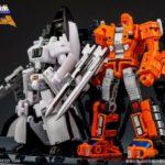 Machine Robo : Shuttle Robo et Missiletank