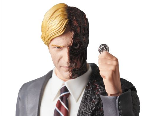 MAFEX Harvey Dent