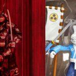 Usagi Yojimbo TMNT – SDCC 2017 Exclu