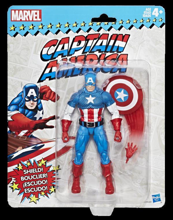 Marvel-Vintage-Legends-Series-6-inch-Captain-America