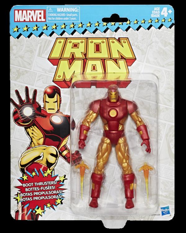 Marvel-Vintage-Legends-Series-6-inch-Iron-Man