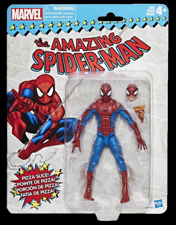 Marvel-Vintage-Legends-Series-6-inch-Spider-Man
