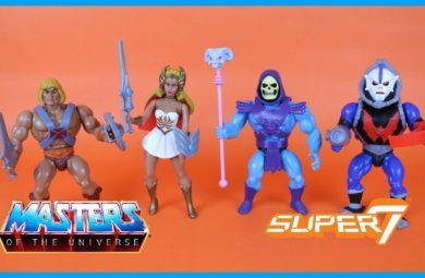 MOTU Vintage like Filmation: Musclor (He-Man), She-Ra, Hordak, Skeletor