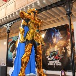 Tamashii WORLD TOUR PARIS : Saint Seiya