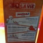 Expo «il était une fois la vie» au Village JouéClub de Paris