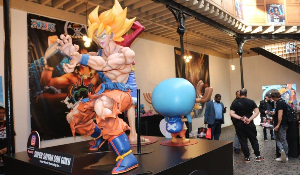 Tamashii WORLD TOUR PARIS : DRAGON BALL Z