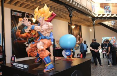 Tamashii WORLD TOUR PARIS : DRAGON BALL Z