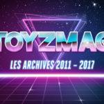 Les archives ToyzMag, ouvertes au public